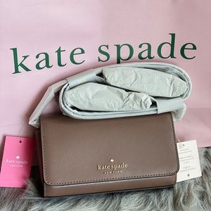Kate Spade Flap Crossbody bag